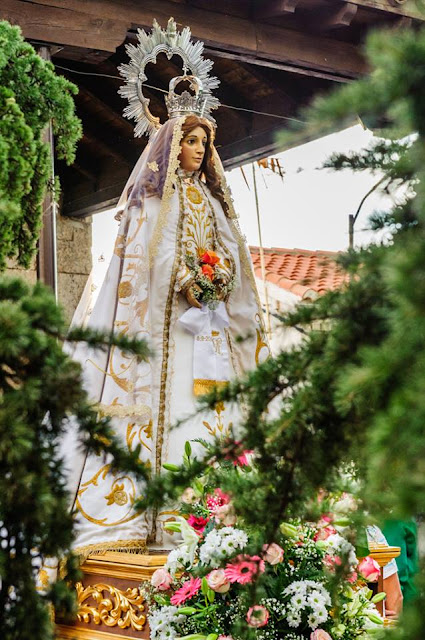 Virgen de los Remedios Campo Real