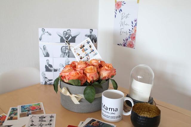 Foto Geschenkideen DIY Flowerbox Geschenkidee Muttertag JGA Hochzeit Rosen Jules kleines Freudenhaus