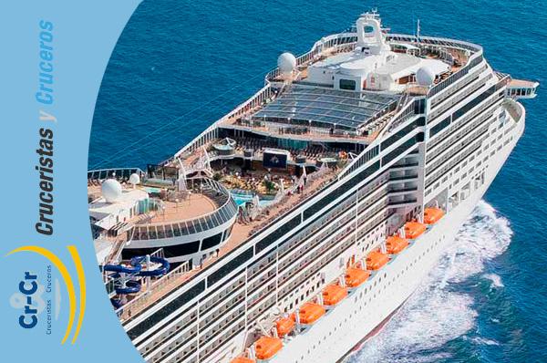 MSC Cruceros anuncia tres nuevos paquetes de internet para aprovechar su nueva conectividad.