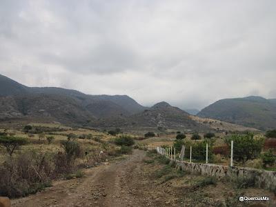 Brecha La Cañada - Sierra el Tecuán