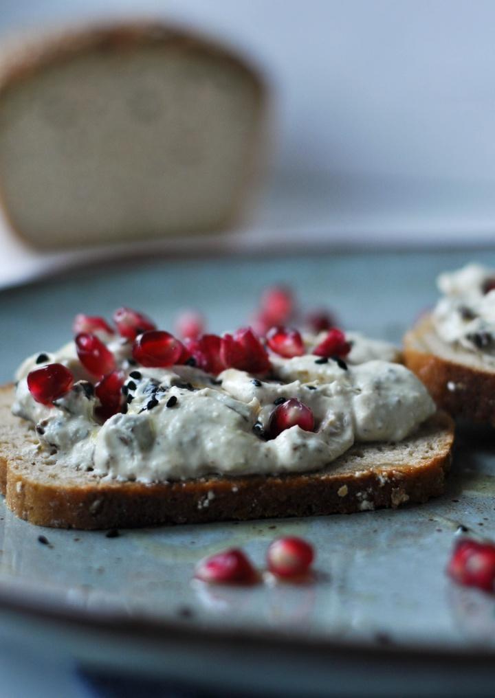 #feta #spread with #driedplums #glutenfree