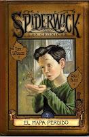 Resultado de imagen para el libro fantastico spiderwick