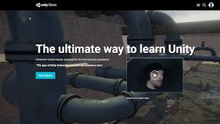 https://store.unity.com/virtual-training?aid=1011lK8R