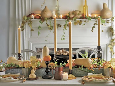 Neil Alan Designs: Life + Style: MORE THANKSGIVING TABLE DECOR ...