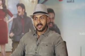 Karthi Special Interview about Thozha Movie