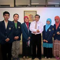 Penghargaan Untuk Enam Mahasiswa Berprestasi FP-UB