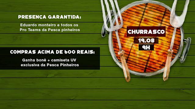 Eventos, Feiras, Campeonatos, Eduardo Monteiro, Nó de Pesca