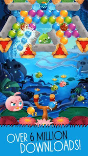 Angry Birds POP Bubble Shooter Apk 4