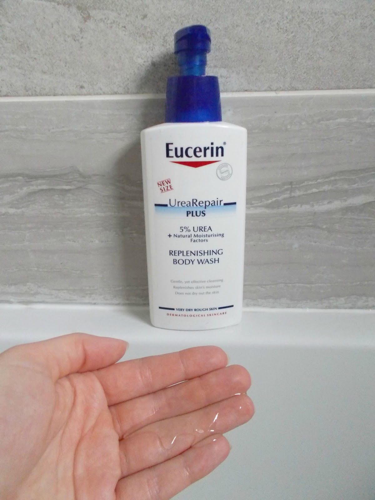 eucerin urea range review dry skin lotion foot cream body wash face cream aquaphor balm