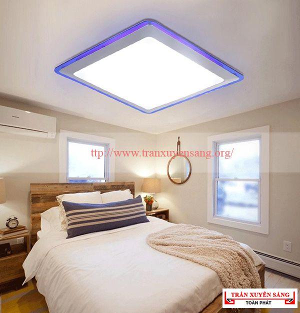 Trần phòng ngủ hiện đại 4