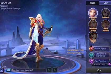 Script Skin Mobile Legend Anti Banned Terbaru 2019
