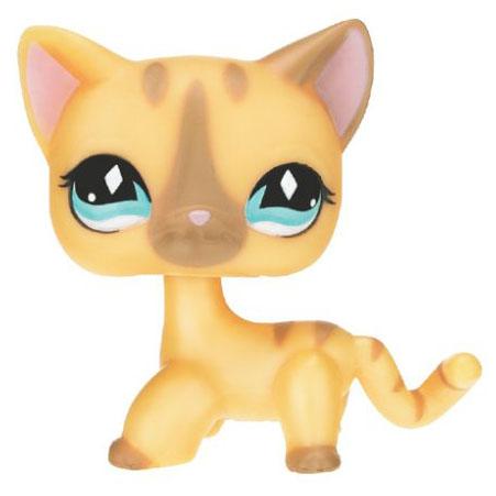 Lps Cat Shorthair Generation 2 Pets Lps Merch