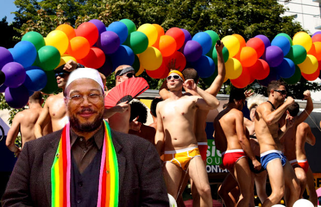 Kamlesh Tiwari and Homophobia - Openly Gay Imam