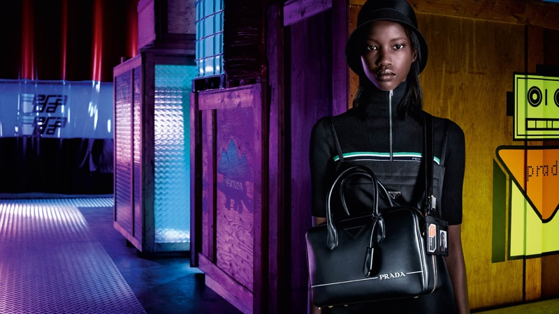 Prada | 365 Pre-fall 2018 'Industreality' Campaign by Willy Vanderperre