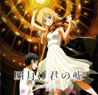 Download Shigatsu wa Kimi no Uso Subtitle Indonesia Batch