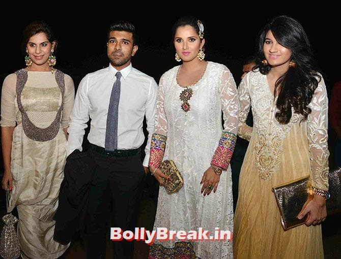 Ramcharan Teja, Upasna, Srija, Sania Mirza, Arpita Khan's wedding Guest List - Bollywood celebs who attended Salman Khan's Sister Wedding