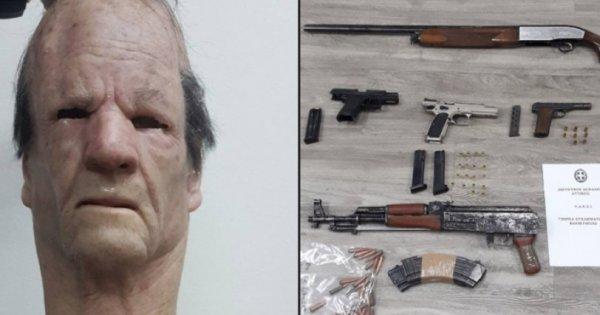 Η συμμορία με τις μάσκες με τον Αλβανό αρχηγό: 71 χρόνια φυλακή και δραπέτευσε σα να ήταν σε παιδική χαρά