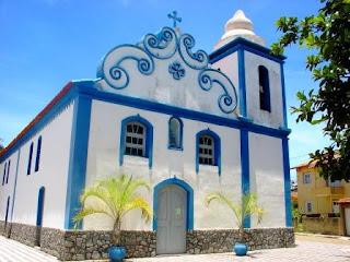Igreja Nossa Senhora da Conceição, em Conceição da Barra