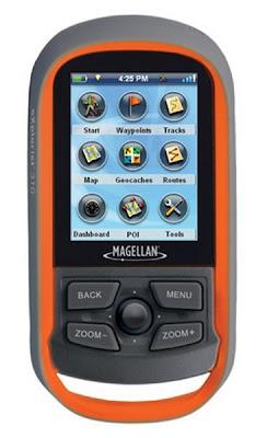 Какой навигатор лучше - Magellan eXplorist 310