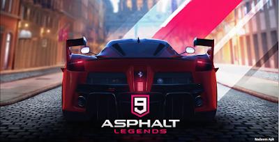 Asphalt 9 Free Download For Android