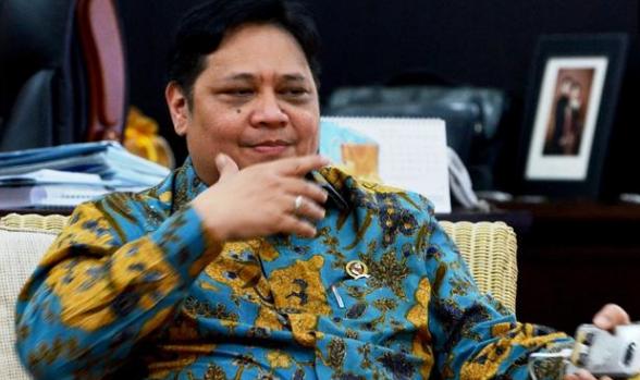 AGEN BOLA - Airlangga Hartanto Disebut Calon Kuat Untuk Menggantikan Novanto