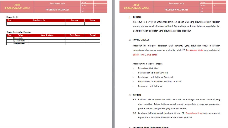 Contoh Laporan Audit Lengkap Laporan 7