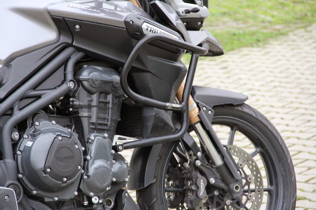 Triumph Tiger Explorer Test