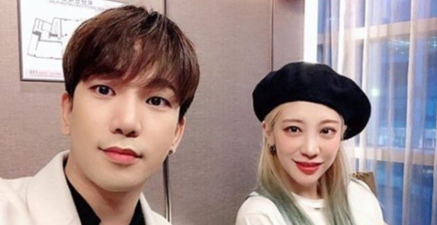 GO y su novia Choi Ye Seul envían una advertencia a los comentaristas maliciosos
