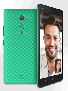 Infinix Hot 4 Android  Review, Specifications and Features - 2017