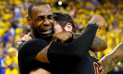 Cómo Ganaron Los LeBron James y Los Cavaliers el Campeonato de La NBA