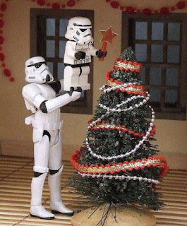Stormtroopers Christmas