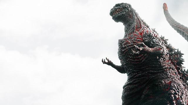 Primer tráiler de 'Godzilla Resurgence', el regreso nipón del mítico monstruo