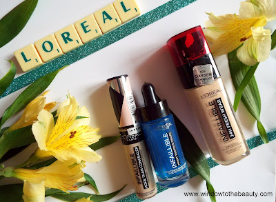 L'oreal  Infallible  Review opinion swatches