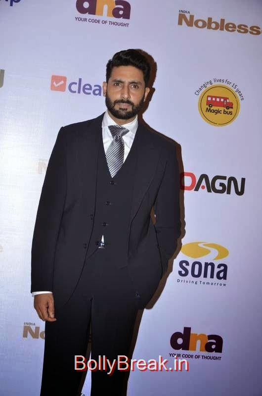 Abhishek Bachchan at Magic Bus charity dinner, Sunny Leone, Neha Dhupia, Sonakshi Sinha Snapped At DIfferent Events