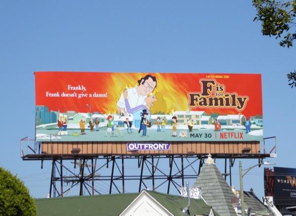 F is for Family season 2 billboard