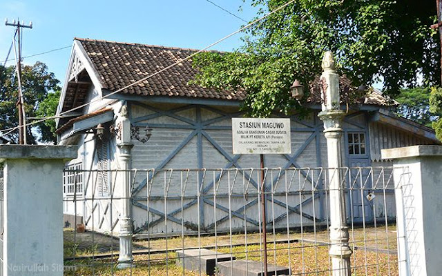 Sekelumit Cerita Tentang Stasiun Maguwo Lama