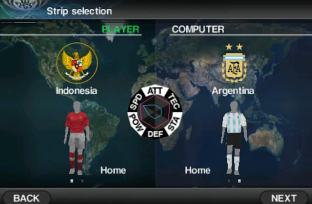 Download Game Android PES 2011 Mod 2020 Apk