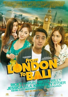 Trailer Film From London To Bali 2017