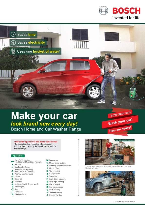 Bosch Car Washer Dealers In Bangalore