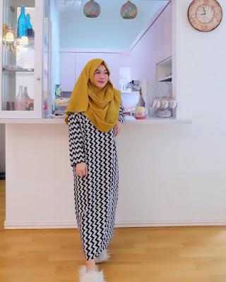 Model Baju Muslim Untuk Orang Gemuk Cantik