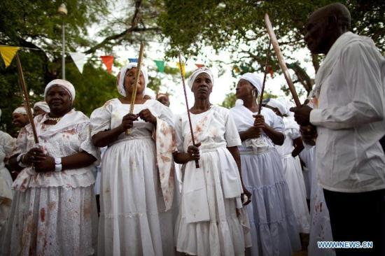 a paper on practices of voodoo religion Voodoo religion essay examples  a paper on practices of voodoo religion 2,132 words 5 pages an overview of the haitian religion and the use of voodoo concept.