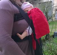 babycarrier storchenwiege meitai fwcc bébé portage babywearing mei-tai avis test bretelles bébé