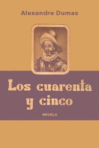 Portada del libro los cuarenta y cinco para descargar en epub y pdf gratis