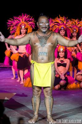 Gun Beach, Tamuning, Guam -  Baldyga Tao Tao Tasi Dinner Show