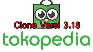 Download Tokopedia Clone Apk  Versi 3.18