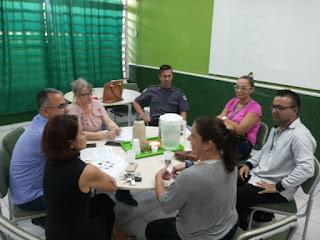 Projeto Crescer sem Violência é apresentado para a Escola Mary Azevedo em Cajati