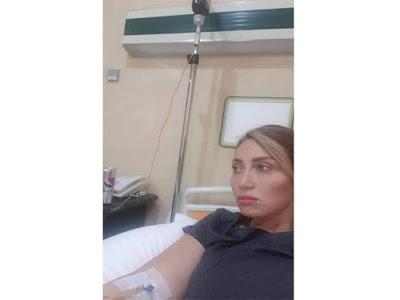عاجل| نقل الإعلامية ريهام سعيد إلى المستشفى منذ قليل بعد تعرضها لوعكة صحية شديده