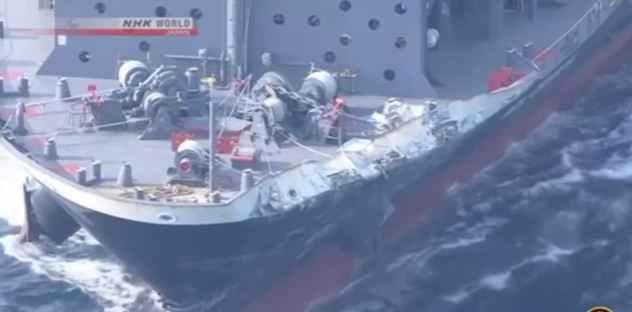 Τραγικός επίλογος για επτά ναύτες του αμερικανικού αντιτορπιλικού