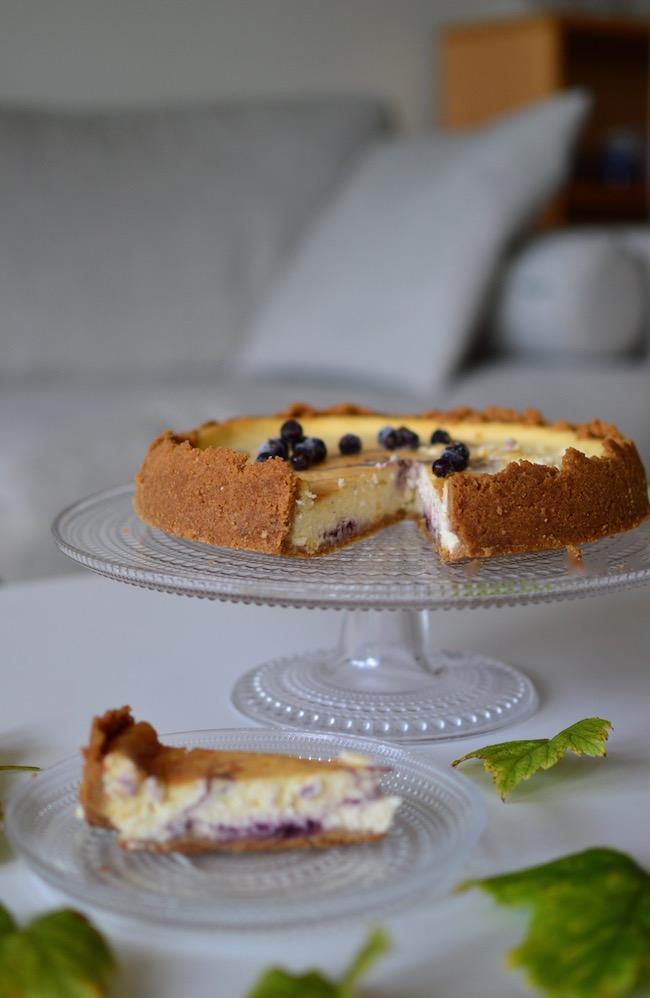 new york cheesecake, amerikkalainen juustokakku