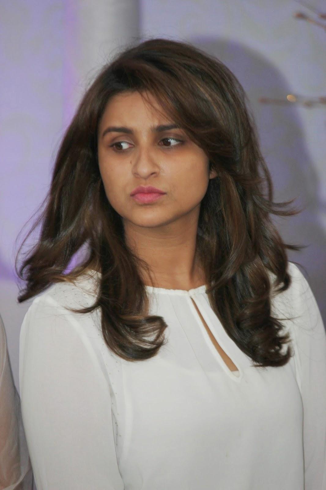 Parineeti Chopra Without Makeup Sad Face Closeup Stills